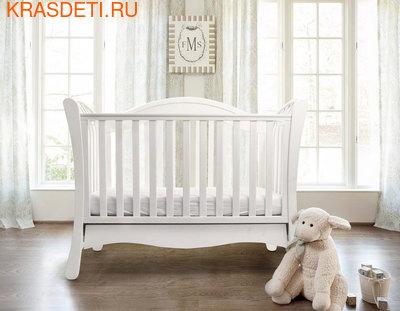 Кроватка 120x60 Fiorellino Alpina (фото)