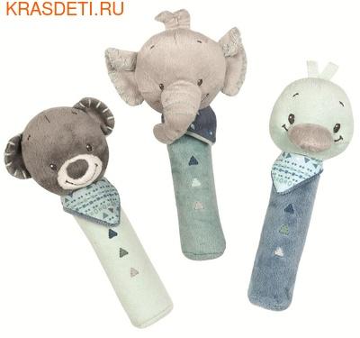 Мягкая игрушка Nattou (пищалка) (фото)