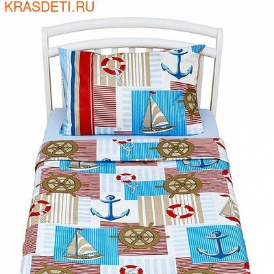 Giovanni Постельное белье Shapito by Guovanni Captain для мальчика для кроватей размером 150*70 и 160*80 (фото)