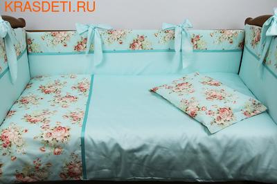 """Royal Baby Комплект постельного белья """"Шебби Люкс"""" (фото)"""