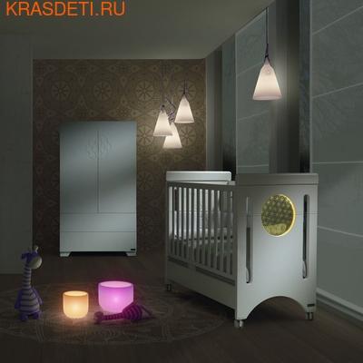 Кроватка 120x60 Micuna Baby Balance Relax с LED-подсветкой (фото)
