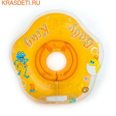 Круг для купания Baby-Krug 3D с 3 мес. (фото)