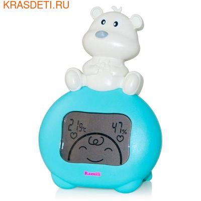 Термометр Ramili гигрометр для детской комнаты ET1003