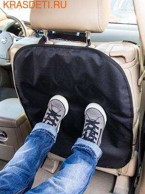 защита спинки сидения от грязных ног (фото)