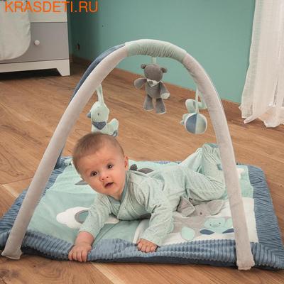Развивающий игровой коврик Nattou (фото)
