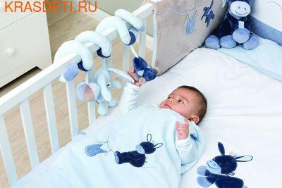 Мягкая игрушка Nattou (спираль) (фото)