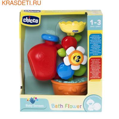 """Игрушка для ванны Chicco """"Лейка с цветком"""" (фото)"""