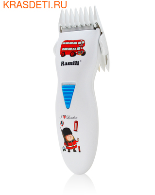 Ramili Машинка для стрижки детских волос Hair Clipper BHC330 (фото)