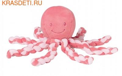 Мягкая игрушка Nattou Soft Toy Octopus Осьминог (фото)