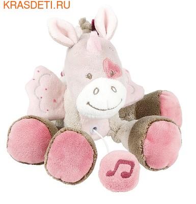 Мягкая музыкальная игрушка Nattou Soft Toy Mini (фото)