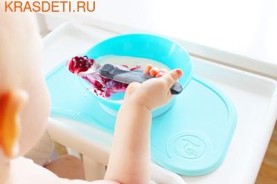 Коврик Twistshake Click Mat с тарелкой (фото)