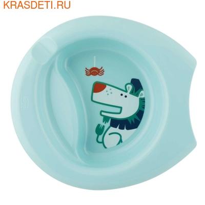 Chicco Тарелка Easy Feeding Bowl 6м+ (фото)