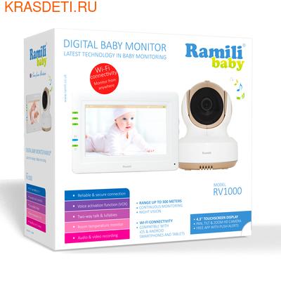 Видеоняня Ramili Baby RV1000 (фото)