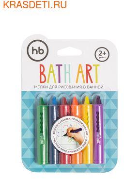 Happy Baby BATH ART Мелки для рисования в ванной от 2 лет (фото)