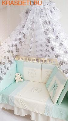 Eco-Line Набор в кроватку для новорожденных Areseli (фото)