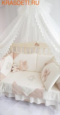 Eco-Line Набор в кроватку для новорожденных Alicia (фото)