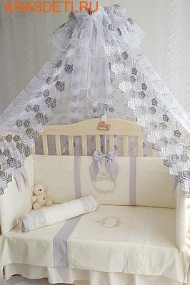 Eco-Line Набор в кроватку для новорожденных MILANA (фото)