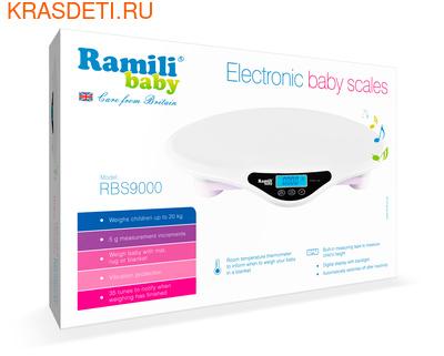 Ramili Детские электронные весы Baby RBS9000 (фото)