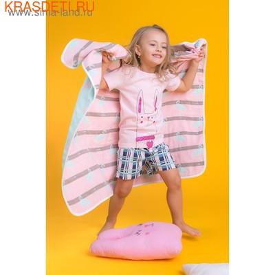 Одеяло лёгкое Крошка Я Фламинго (фото)