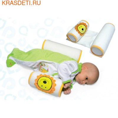 Позиционер для сна новорожденного