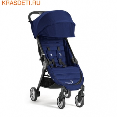 Baby Jogger прогулочная коляска CITY TOUR + бампер (фото)