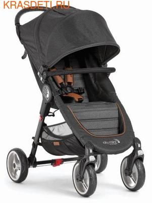 Baby Jogger Детская коляска CITY MINI SINGLE 4W (фото)