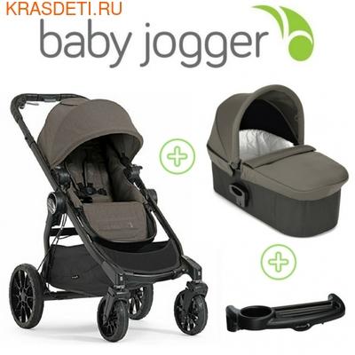Baby Jogger Коляска CITY SELECT LUX Набор 1 (фото)