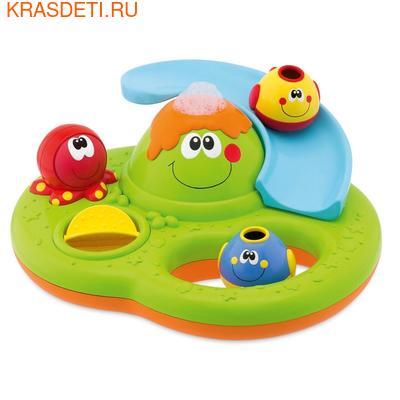Chicco Игрушка для ванны «Остров с пузырьками» (фото)