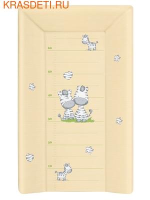 Пеленальный матрасик на кровать Ceba Baby 80 см на жёстком основании (фото)