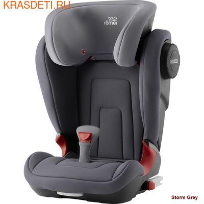 BRITAX ROEMER Автокресло KIDFIX II S (15-36 кг) (фото)