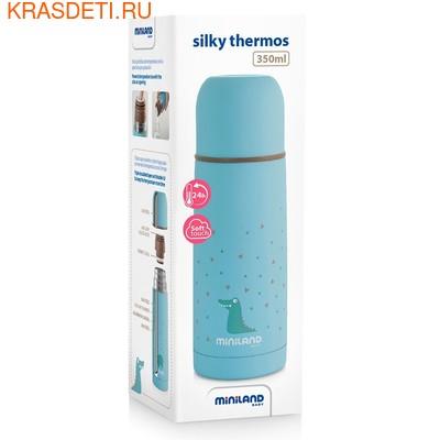 Термос Miniland детский для жидкостей Silky Thermos 350 мл (фото)