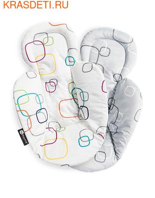 Вкладыш для новорожденного для шезлонга 4 moms мамару4.0 (фото)