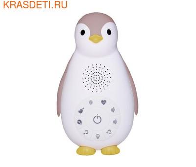 Zazu Пингвинёнок Зои 3 в 1 (Беспроводная колонка, проигрыватель, ночник) (фото)