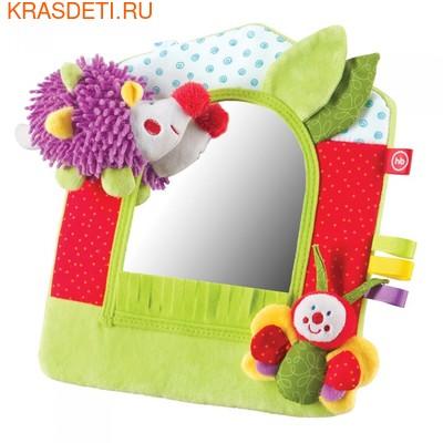 Happy Baby Игрушка-зеркало Lovely Garden (фото)