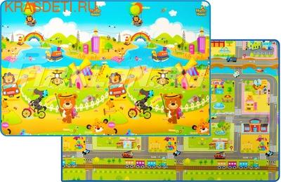 Детский коврик Parklon Prime Living, 200x180x1.0 см (фото)