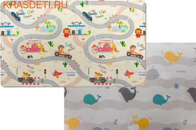 Детский коврик Parklon Pure Soft, 190x130x1.2 см (фото)