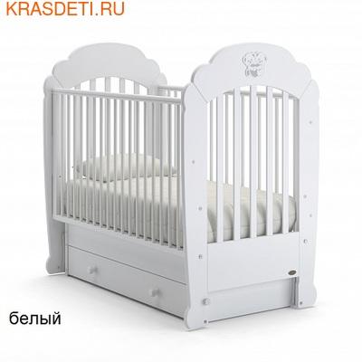Nuovita Детская кровать Parte swing поперечный (фото)