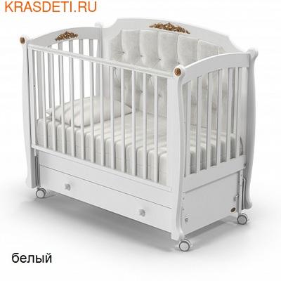 Nuovita Детская кровать Furore Swing продольный (фото)