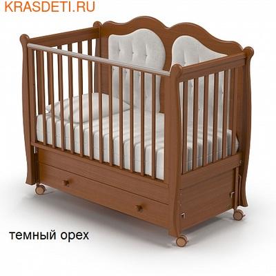 Nuovita Детская кровать Affetto Swing продольный (фото)