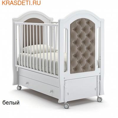 Nuovita Детская кровать Grazia swing продольный (фото)