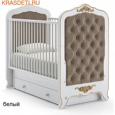 Nuovita Детская кровать Fulgore swing поперечный (фото)