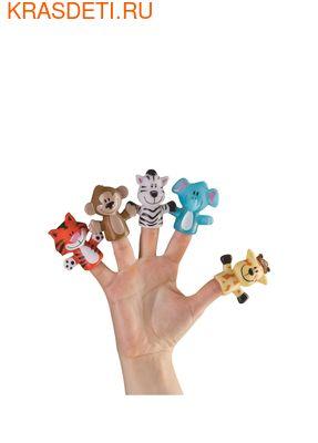 Happy Baby FUN AMIGOS набор игрушек на пальцы 6 мес. – 3 года (фото)