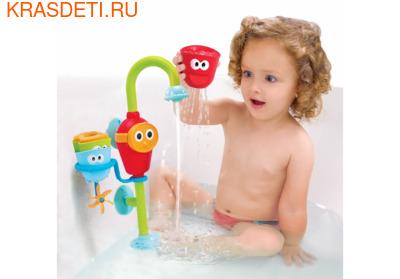 """Yookidoo Игрушка водная """"Волшебный кран"""" (фото)"""