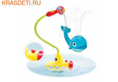 """Yookidoo Игрушка водная """"Подводная лодка и Кит"""" (фото)"""
