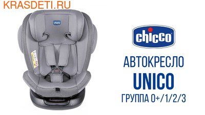 Автокресло Chicco Unico (гр.0+/1/2/3) (фото)