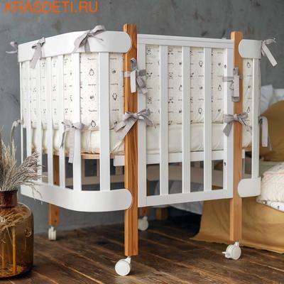 Кроватка-трансформер Happy Baby Mommy Lux (фото)