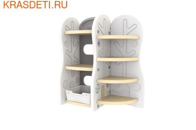 Стеллаж для игрушек DesignToy-7 (фото)