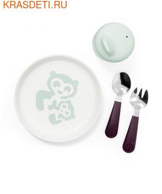 Комплект посуды первой необходимости Stokke Munch Essentials (фото)