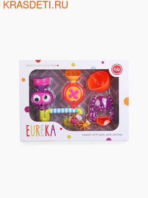 Набор игрушек для ванной EUREKA (фото)