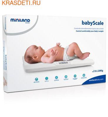 Miniland BABYSCALE Электронные весы (фото)